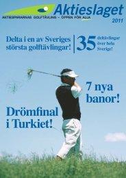 Läs tidningen Aktieslaget (8 Mb pdf) - Aktiespararna
