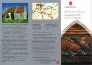All Saints' Church, Wordwell, Suffolk - The Churches Conservation ...