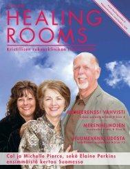 tästä - Healing Rooms Finland ry