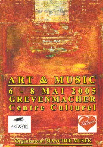 Art and Music 2005 - Nico Hienckes