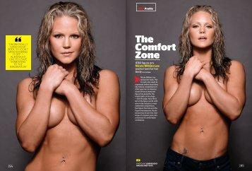 The Comfort Zone - NicoleWilkins.com