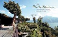 Der Paradiesbauer - Nicole Althaus
