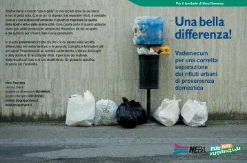 Una bella differenza! - Il Gruppo Hera