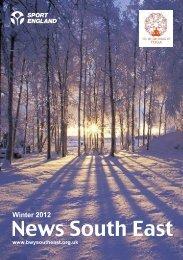 Winter 2012 - The British Wheel of Yoga : South East Region