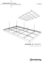 Axiom C Canopy - Armstrong
