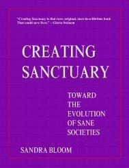 Bloom Intro Book Creating Sanctuary.pdf - The Sanctuary Model