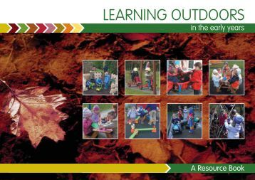 Foundation Stage, Learning Outdoors - Northern Ireland Curriculum