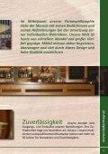135 Jahre Holz in seiner schönsten Form ... - Tischlerei Niedermayr - Seite 7