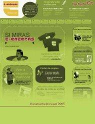 Documentación legal 2005 - Caja España