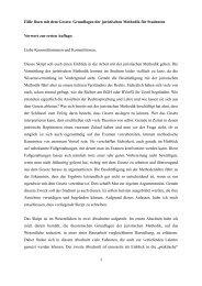 Fälle lösen mit dem Gesetz: Grundlagen der juristischen Methodik ...