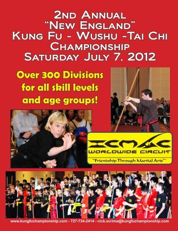 "2nd Annual ""New England"" Kung Fu - Wushu -Tai Chi ..."