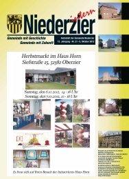 Pfarrer Heinrich Müller - Gemeinde Niederzier