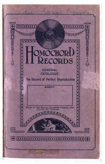 British library catalogue sound recordings