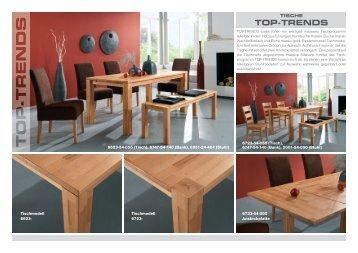 tische top-trends - Niehoff