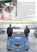 Enthusiast nr 98 - Austin Healey Club Sweden - Page 4
