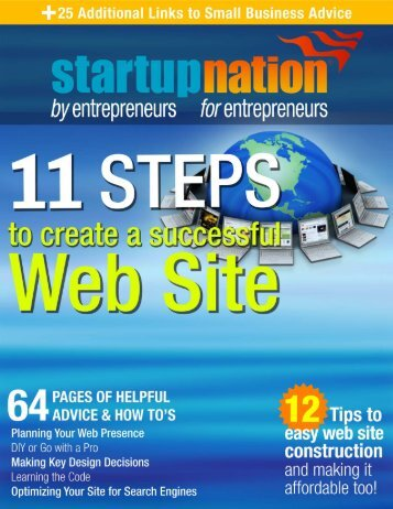 11 Steps to Create a Successful Website - Cornerstone Business ...