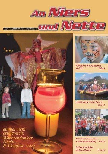 Wachtendonker Nacht & Weinfest Seite 2 - Wachtendonk aktuell
