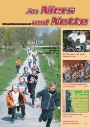Grundschüler erlaufen fast 5.000,- Euro - Wachtendonk aktuell