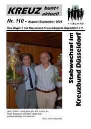 August / September - Kreuzbund Kreisverband Düsseldorf