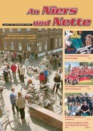 """neue Fahrradroute rund um das """"Nette""""-Dorf ... - Wachtendonk aktuell"""