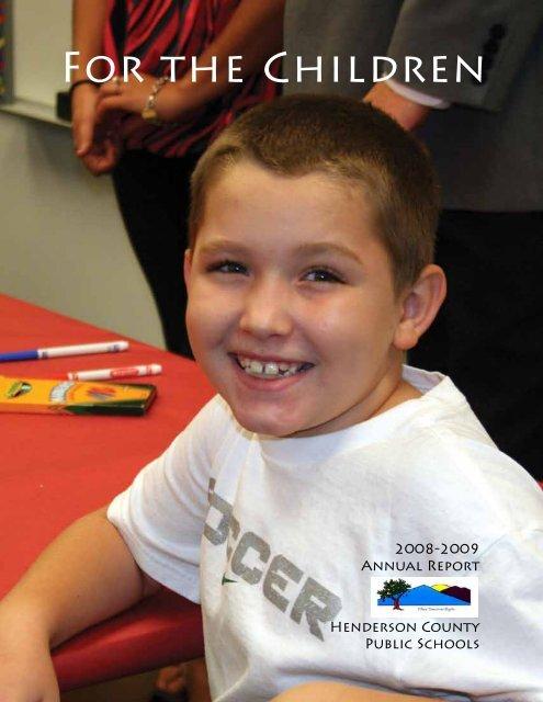 For the Children - Henderson County Public Schools