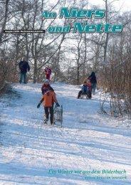 Ein Winter wie aus dem Bilderbuch