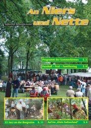 Fest - Wachtendonk aktuell