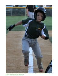 June 22 District 12 All Stars Hamilton Township 10-year-olds get ...