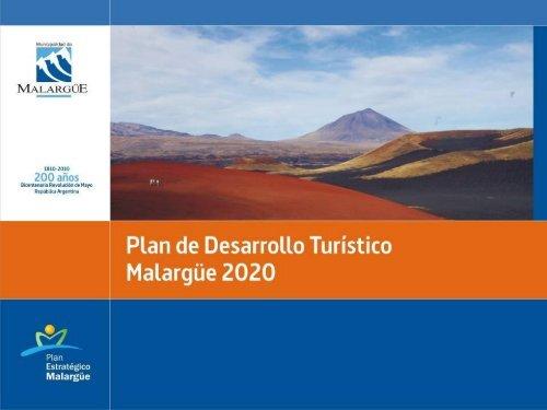 Presentacion 2do-PDT2020 - Plan Estratégico de Malargüe