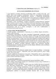 Általános szerződési feltételek - Stiebel Eltron