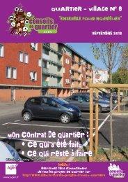Journal du Quartier-village 08 - Ville d'Agen