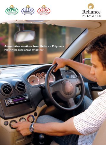 Automotive - Reliance Industries Ltd