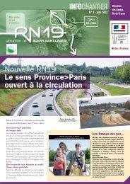 DIRIF-RN19-infochant.. - Direction des routes Île-de-France