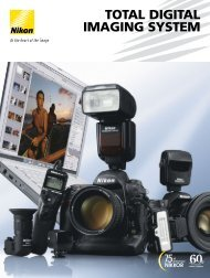 TOTAL DIGITAL IMAGING SYSTEM - Nikon Highlights
