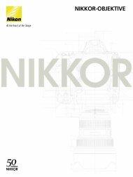 NIKKOR-OBJEKTIVE - Nikon Highlights