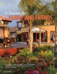 FAMILY AND FRIENDS - Eco Landscapes