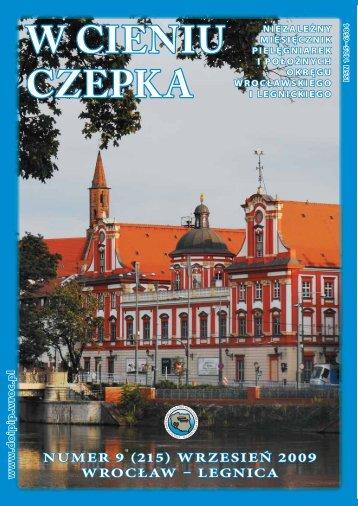 WRZESIEŃ 2009 ( 1128 kB) - Dolnośląska Okręgowa Izba ...
