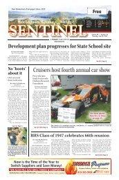 July 25, 2013 PDF Edition - The Sentinel
