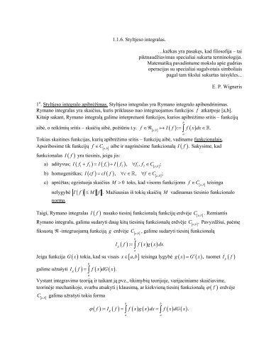 01.01.06. Styltjeso integralas.pdf - Ututi