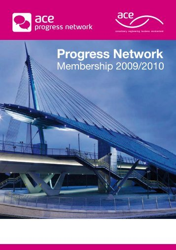 Progress Network - Association for Consultancy and Engineering