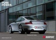 Porsche 911 Turbo - GP Products