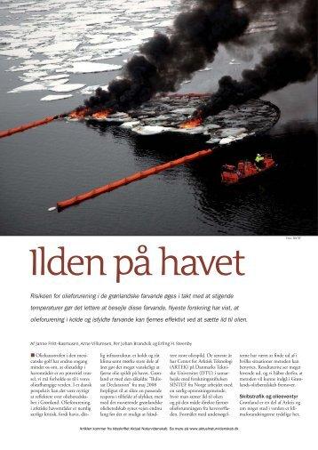 Ilden på havet - Aktuel Naturvidenskab
