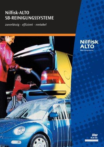 Nilfisk-ALTO SB-REINIGUNGSSYSTEME