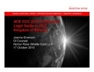 Legal Guide to the GCC Kingdom of Bahrain - Association for ...
