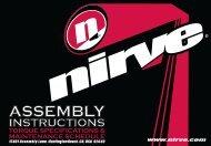 Adjust Brakes - Nirve.com