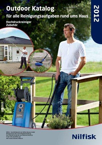 Haus + Garten 2012 - Outdoor - Nilfisk-ALTO