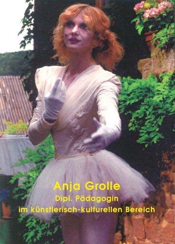 Anja Grolle - Zirkuspädagogik