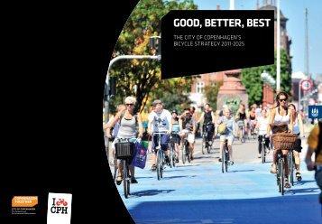 The City of Copenhagen's Bicycle Strategy 2011-2025