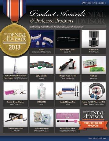 & Preferred Products - Dental Advisor