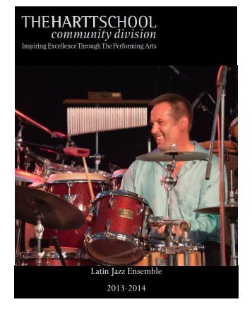 Latin Jazz Ensemble 2013-2014